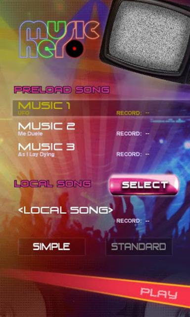 Music Hero - Rhythm Beat Tap screenshot 5