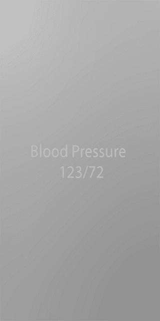 Blood Pressure Checker Diary : BP Info :BP Tracker screenshot 1