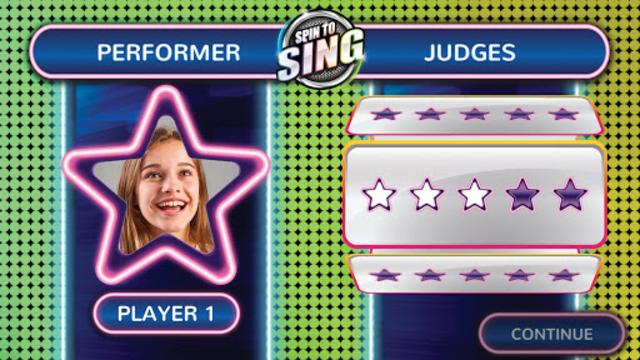 Spin To Sing screenshot 3