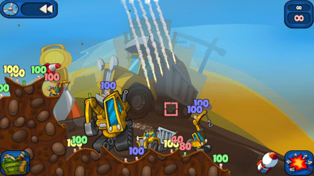Worms 2: Armageddon screenshot 2