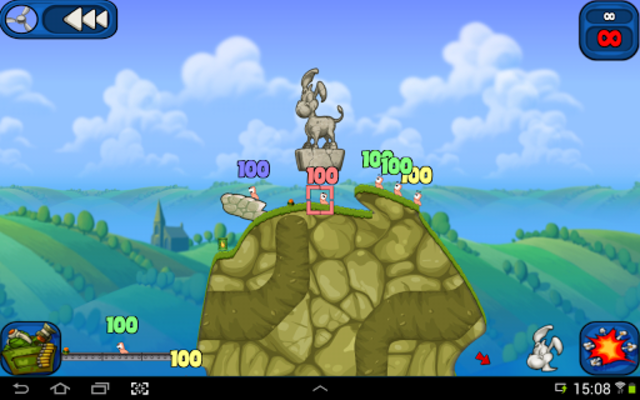Worms 2: Armageddon screenshot 10
