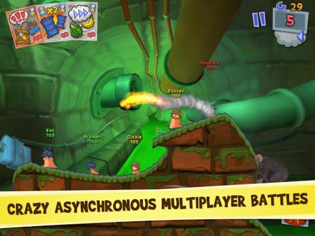 Worms 3 screenshot 2