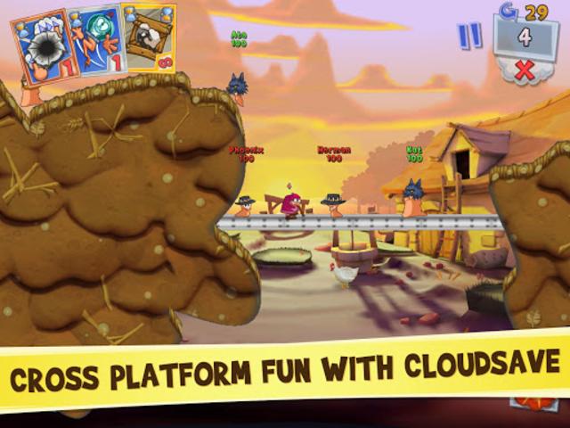 Worms 3 screenshot 3