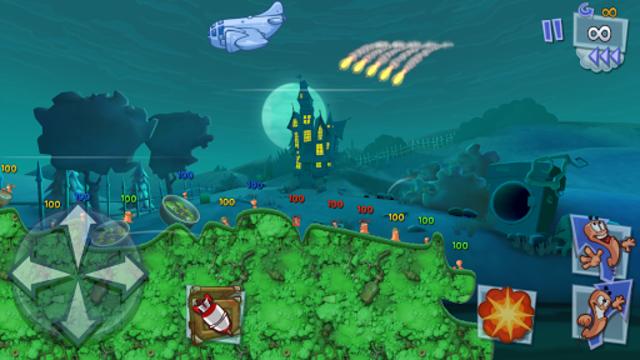 Worms 3 screenshot 5