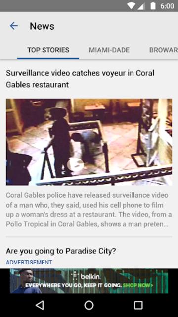 WSVN - 7 News Miami screenshot 2