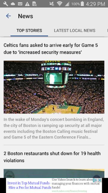 7 News HD - Boston News Source screenshot 2