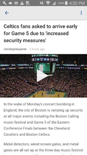 7 News HD - Boston News Source screenshot 3