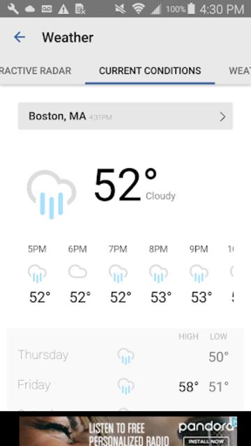 7 News HD - Boston News Source screenshot 4