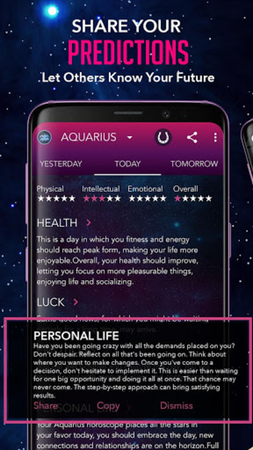 Daily Horoscope Deluxe - Free Daily Predictions screenshot 4