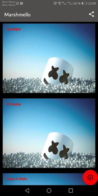 Marshmello ft. Bastille - Happier screenshot 4