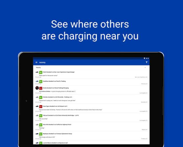 PlugShare screenshot 14