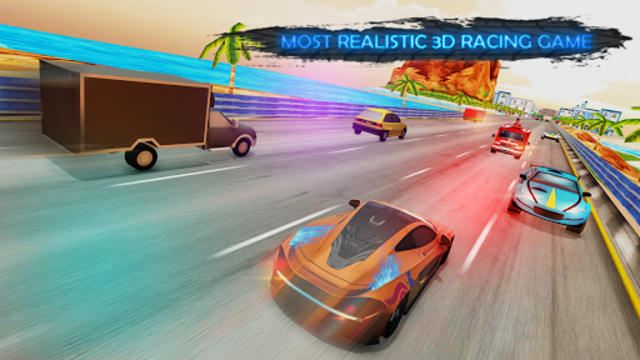 Lightning Cars Traffic Racing: No Limits screenshot 4