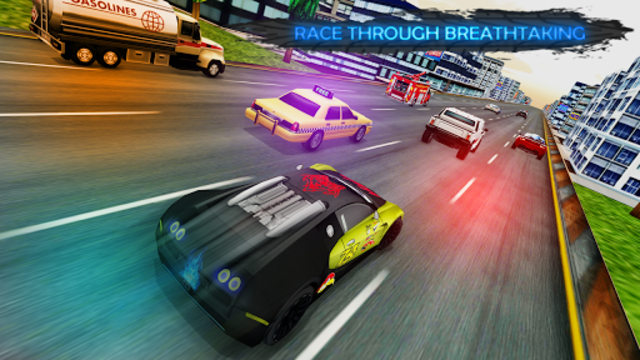 Lightning Cars Traffic Racing: No Limits screenshot 5