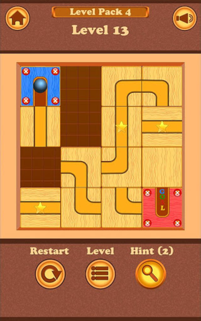 Roll the Ballz - ball puzzle screenshot 2