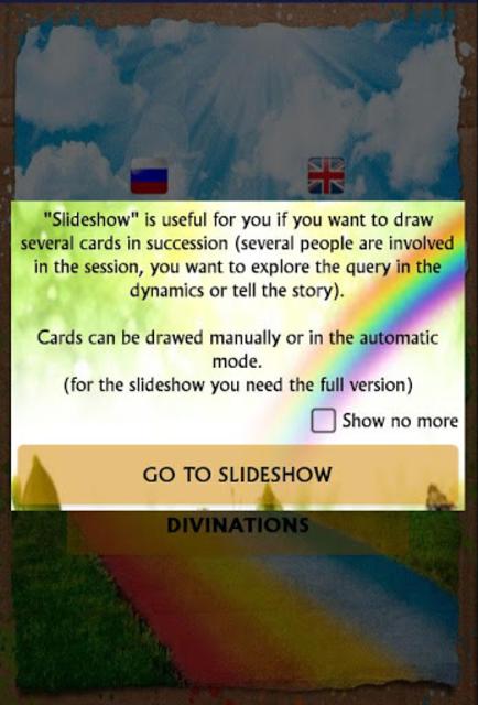 Metaphoric cards screenshot 8