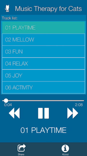 Music Therapy for Cats screenshot 1