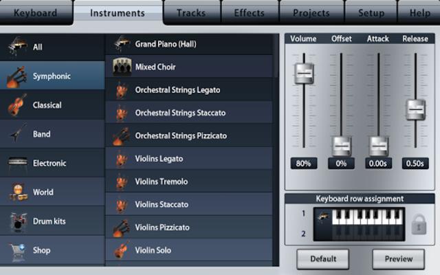Music Studio screenshot 9