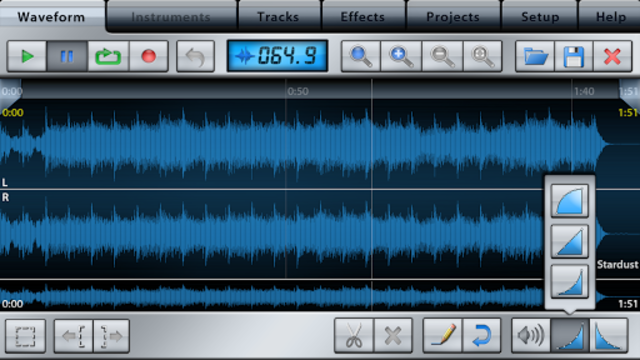 Music Studio Lite screenshot 5
