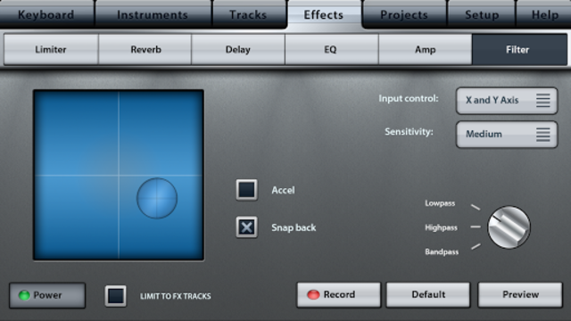 Music Studio Lite screenshot 6