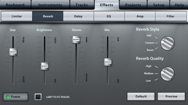 Music Studio Lite screenshot 7