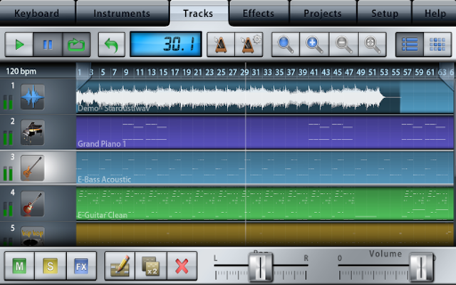 Music Studio Lite screenshot 10