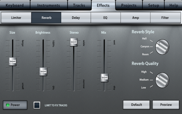 Music Studio Lite screenshot 14