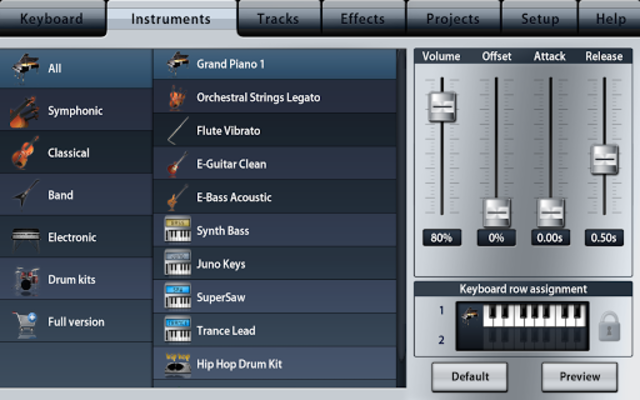 Music Studio Lite screenshot 16
