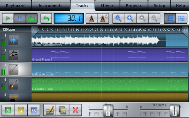 Music Studio Lite screenshot 17