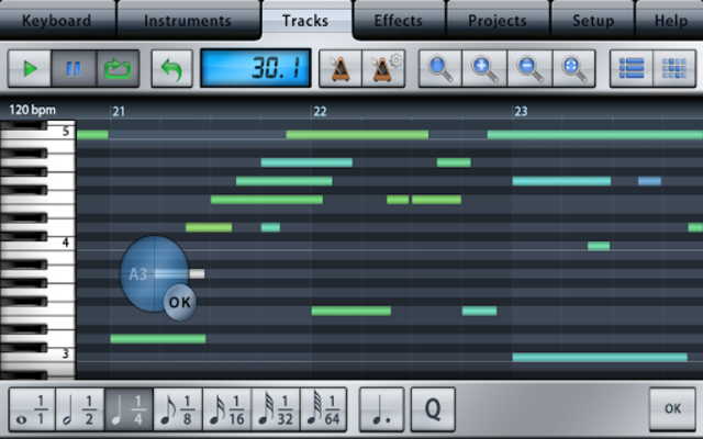 Music Studio Lite screenshot 18