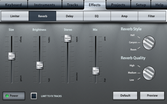 Music Studio Lite screenshot 21