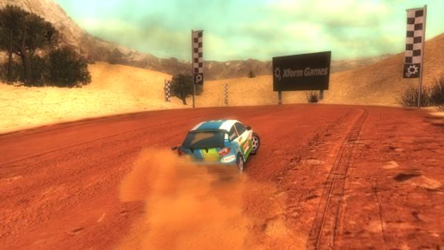 Rally Point 5 screenshot 1