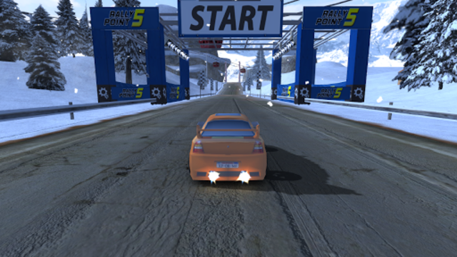 Rally Point 5 screenshot 2
