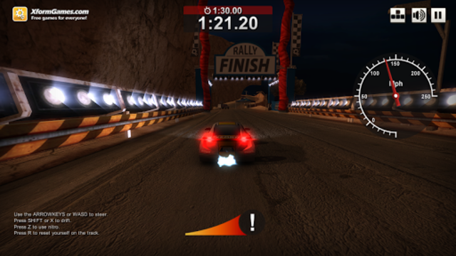 Rally Point 5 screenshot 4