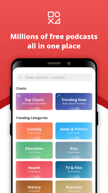 Himalaya - Free Podcast Player/FM/AM for Android screenshot 6