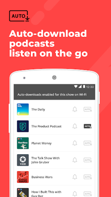 Himalaya - Free Podcast Player/FM/AM for Android screenshot 8