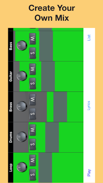 Worship Backing Tracks screenshot 2