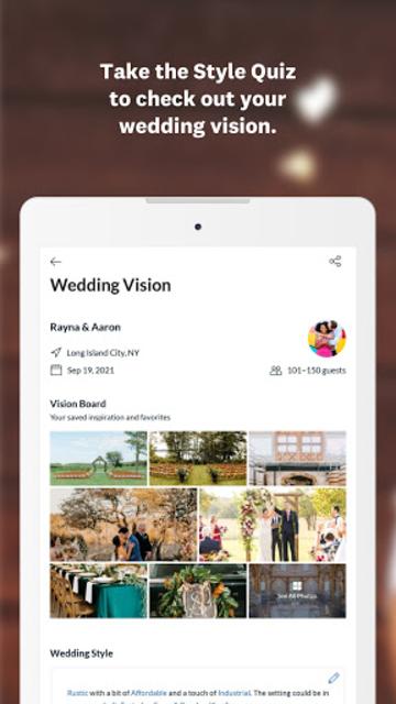 Wedding Planner - Checklist, Budget & Countdown screenshot 10