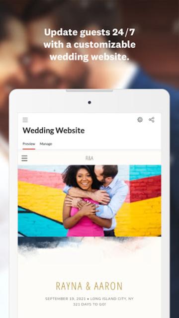 Wedding Planner - Checklist, Budget & Countdown screenshot 12