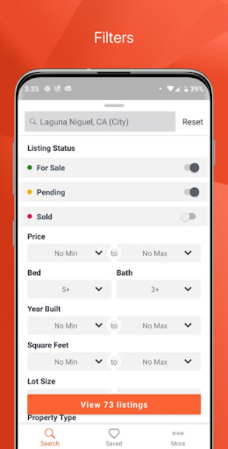 Real Estate by Xome screenshot 3