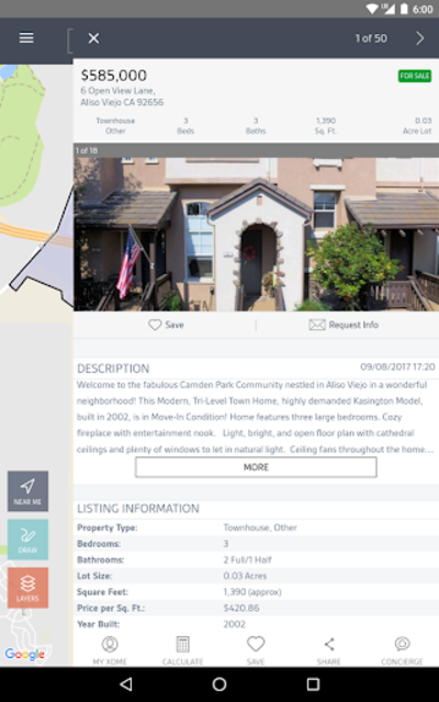 Real Estate by Xome screenshot 9
