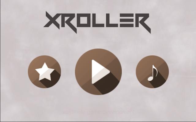 xRoller - Ball Roller Game screenshot 4