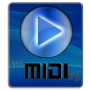 Icon for Timidity AE MIDI Player