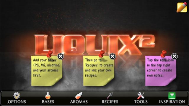 Liquix 2 screenshot 1
