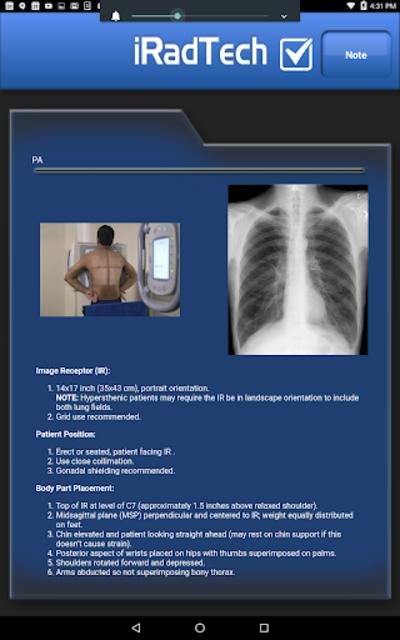 iRadTech screenshot 10