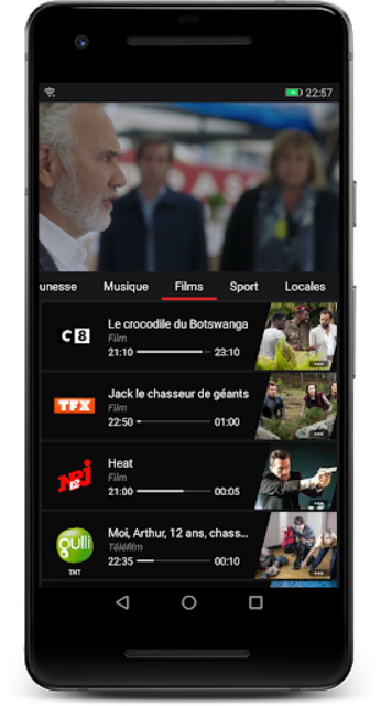 Box'n TV - Freebox Multiposte screenshot 3