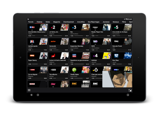 Box'n TV - Freebox Multiposte screenshot 7