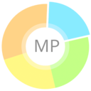 Icon for MPAndroidChart Example App