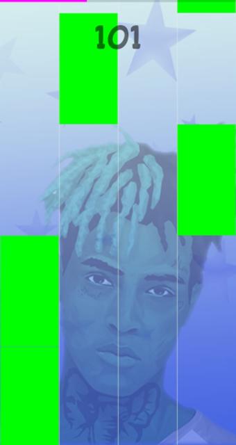 XXXtentacion Piano Tiles Game screenshot 5