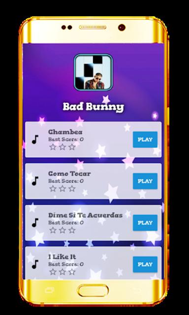 BAD Bunny - Piano TIles screenshot 1