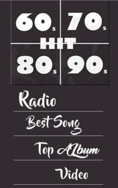 Free Oldies 60s 70s 80s 90s 00s Music Hits screenshot 2